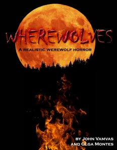 WHEREWOLVES ebook Cover